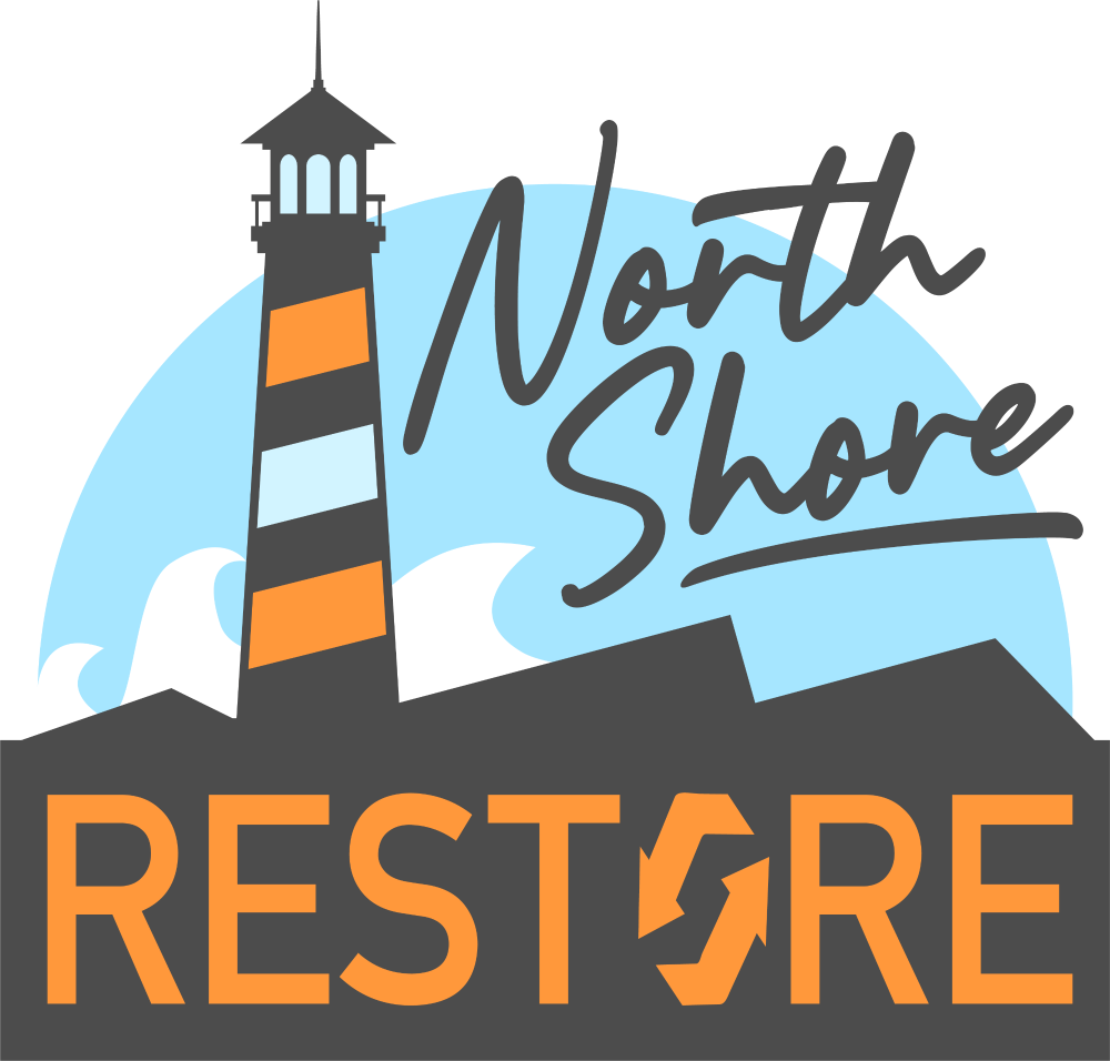 Flood Damage Company  North Shore Restore Logo